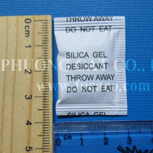 SILICA GEL 1G  - TIẾNG ANH