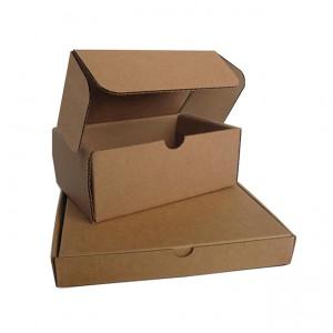 Hộp Carton bế nắp gài